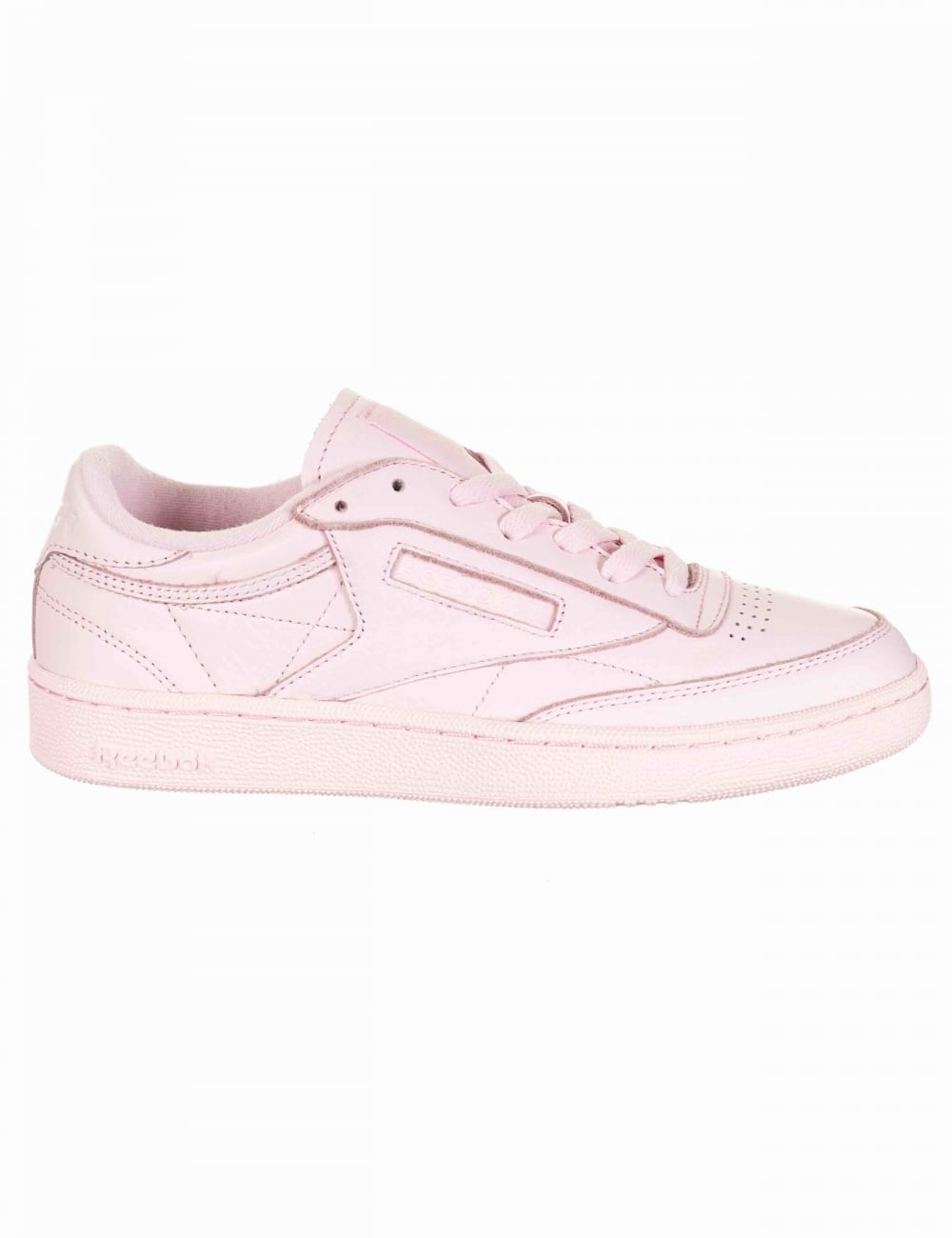 4615b3ef6e0d Reebok Club C 85 ELM Shoes - Porcelain Pink (Elemental Pack ...