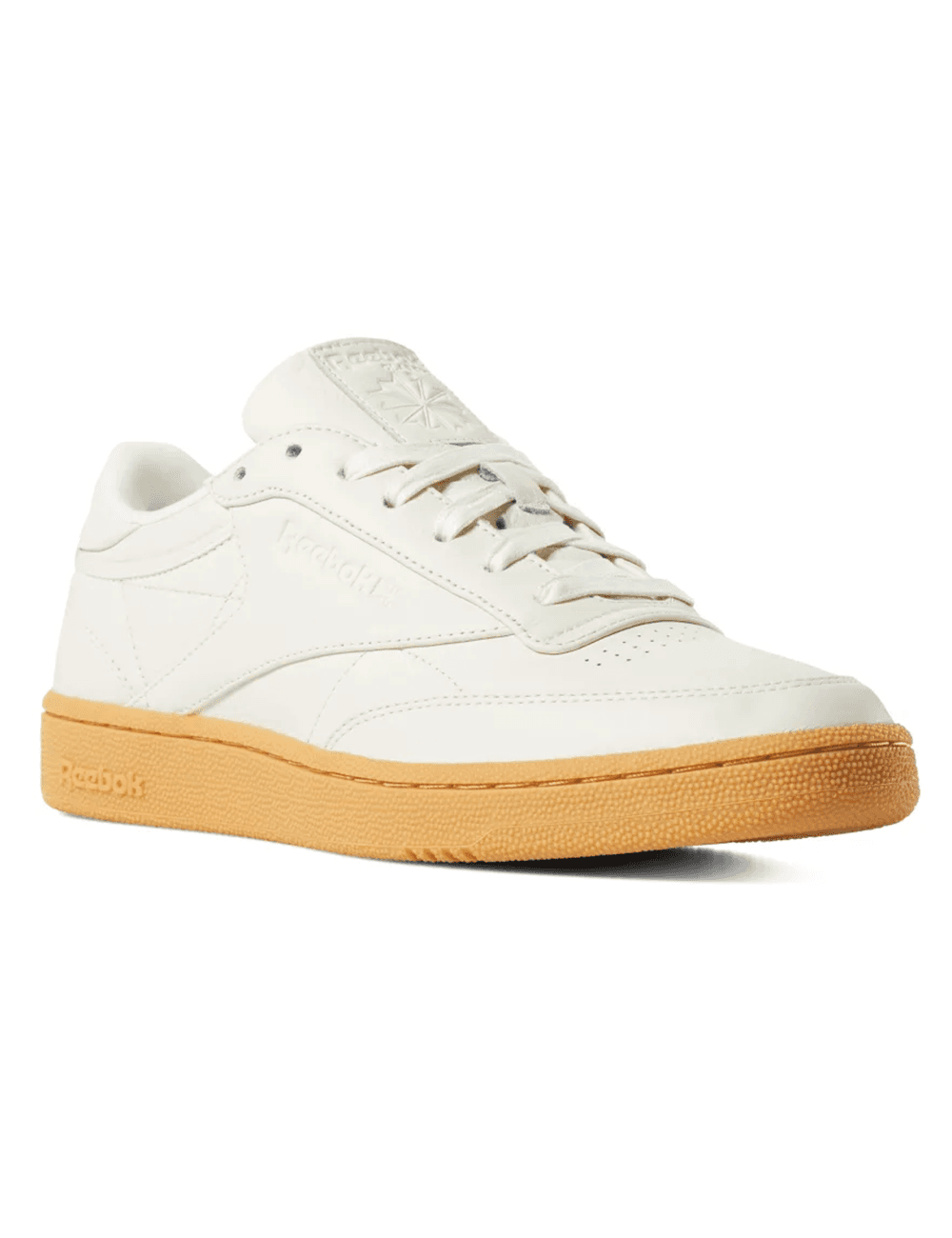 b03e0c00054 Reebok Club C 85 MU Trainers - White Gum - Footwear from Fat Buddha ...