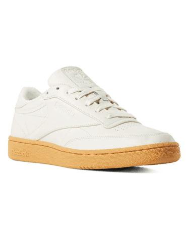 e7e9f4b06ce Reebok Club C 85 MU Trainers - White Gum