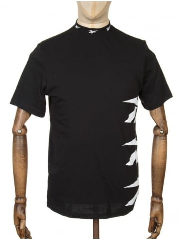 Reebok Multi Place T-shirt - Black