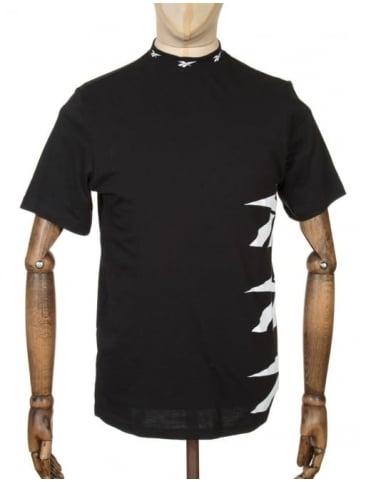Reebok Multi Place T-shirt - Black