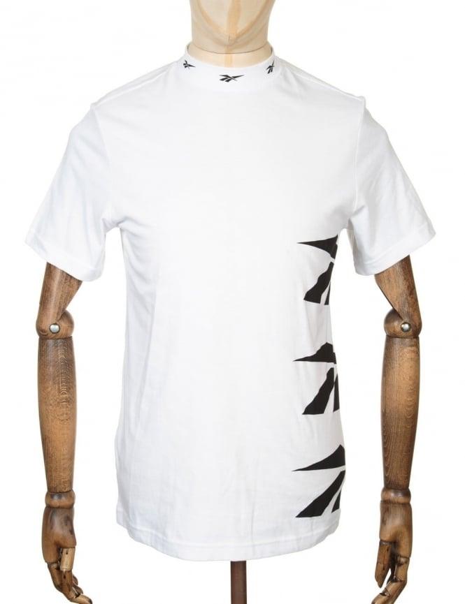 Reebok Multi Place T-shirt - White