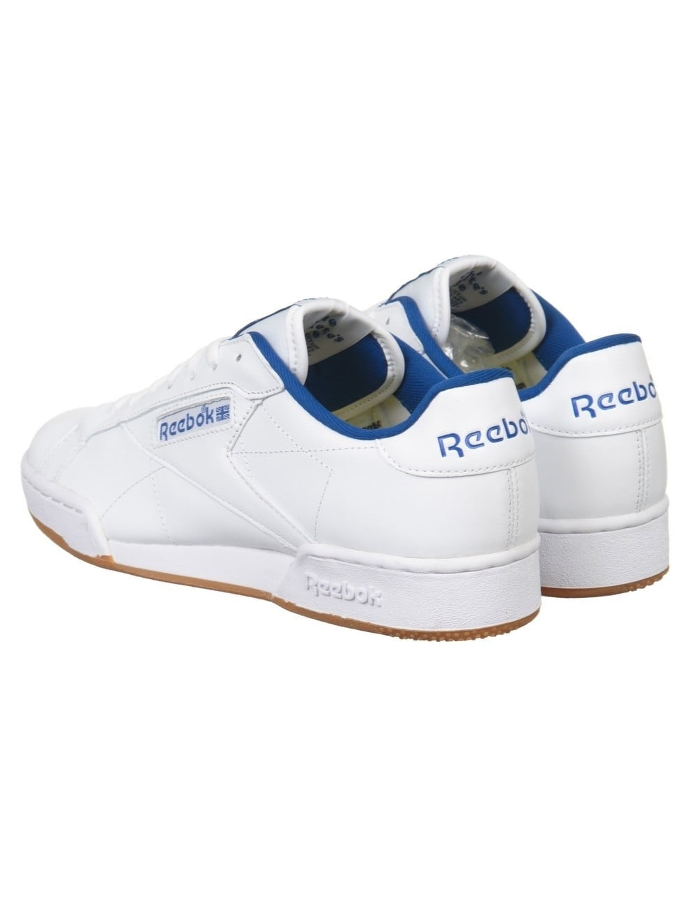 1ec9b4b1 NPC UK II CP Shoes - White/Collegiate Royal/Gum