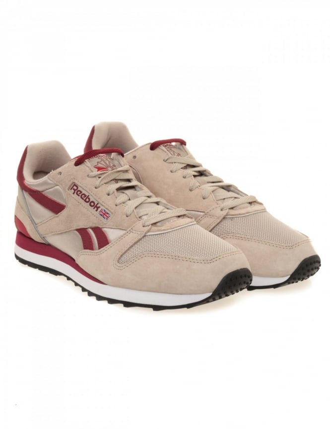 Reebok Phase III Runner - Parchment/Mesa Red