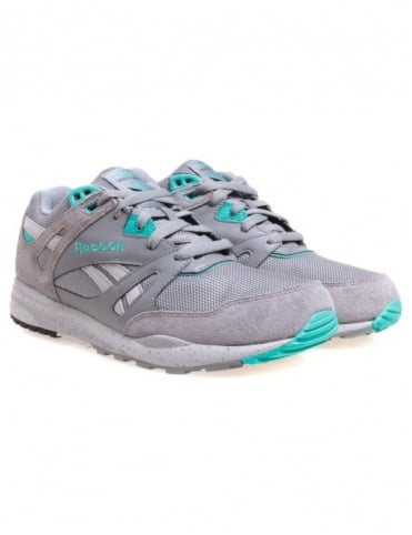 Ventilator - Grey Steel/Emerald