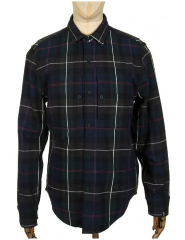 Roamers and Seekers Blackwatch Shirt - Alpine