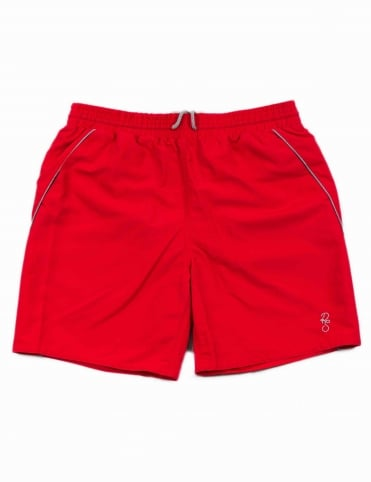 Drop Swimshorts - Red Alert