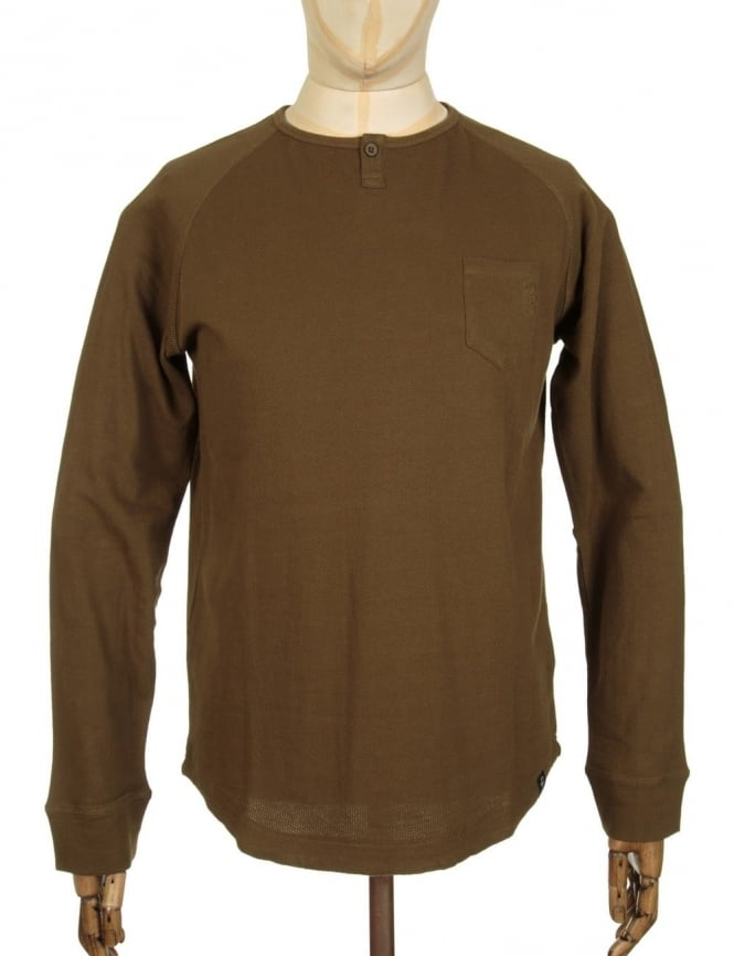 Roamers and Seekers L/S Haul T-shirt - Olive