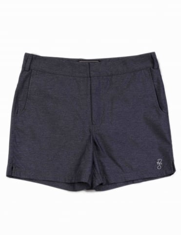 Morse Swimshorts - Deep Denim Marl
