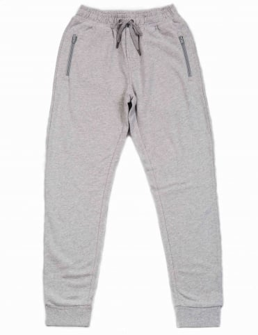 Relief Jogging Pants - Salt & Pepper