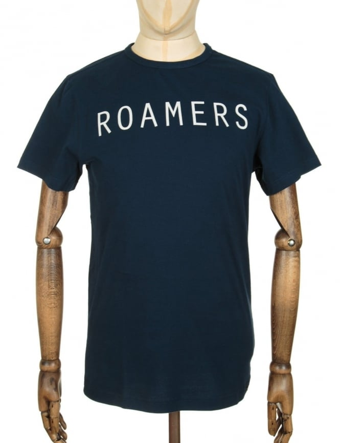 Roamers and Seekers Roam T-shirt - Navy