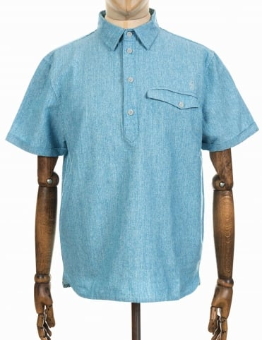 S/S Canyon Shirt - Lite Chambray Marl
