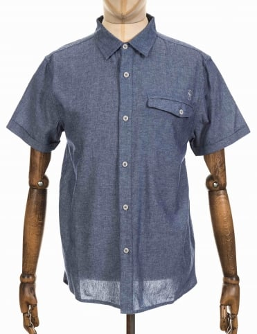 S/S Demand Shirt - Nocturnal