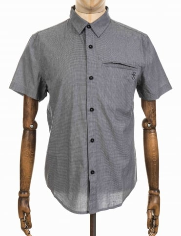 S/S Recruit Shirt - Grey Mist