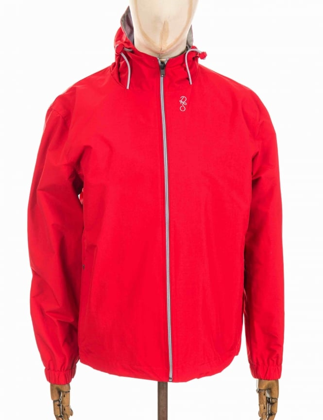 Roamers and Seekers Up-Keeper Jacket - Blast Red
