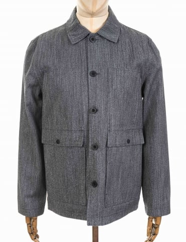 Utility Jacket - Black Pepper Marl