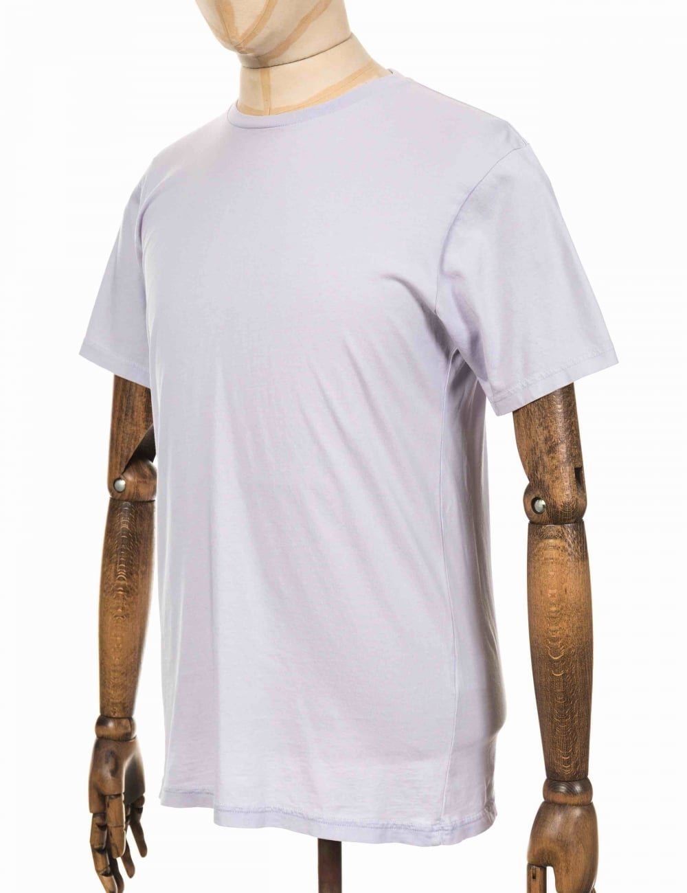 Colorful Standard S//S Organic Cotton Tee Soft Lavender