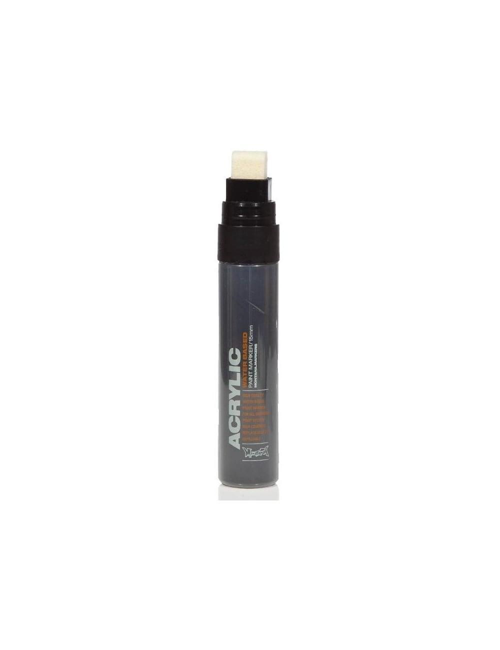 Acrylic Marker 2,0 mm S9000 black Montana