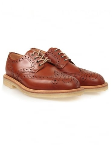 Alfie Shoes - Light Tan