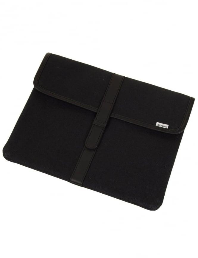 Sandqvist Pascal iPad Case - Black