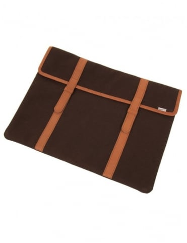 "Sandqvist Sincalir 13"" Laptop Case - Brown"
