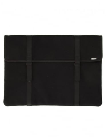 "Sandqvist Sinclair Laptop Case 15"" - Black"