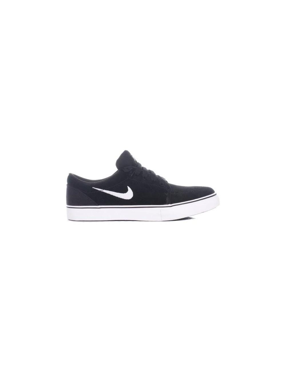 Nike Sb Satire Black Footwear From Fat Buddha Store Uk