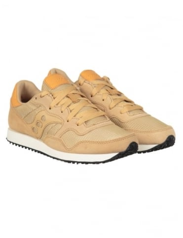 DNX Trainers - Tan