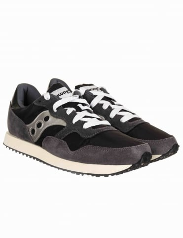 DXN Shoes - Black/Silver