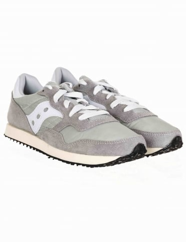 DXN Trainers - Grey/White