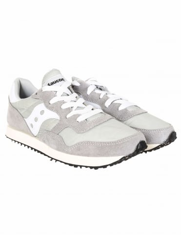 DXN Vintage Shoes - Grey/White