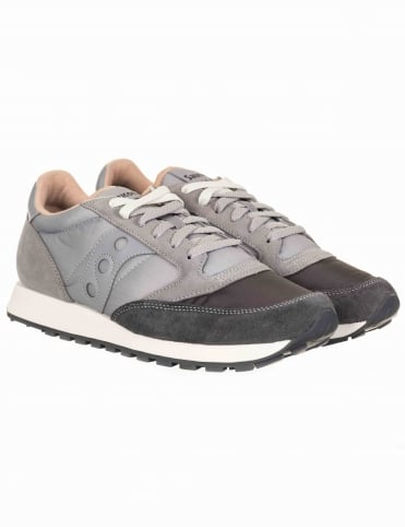 Jazz Original Vintage Shoes - Grey/Light Grey