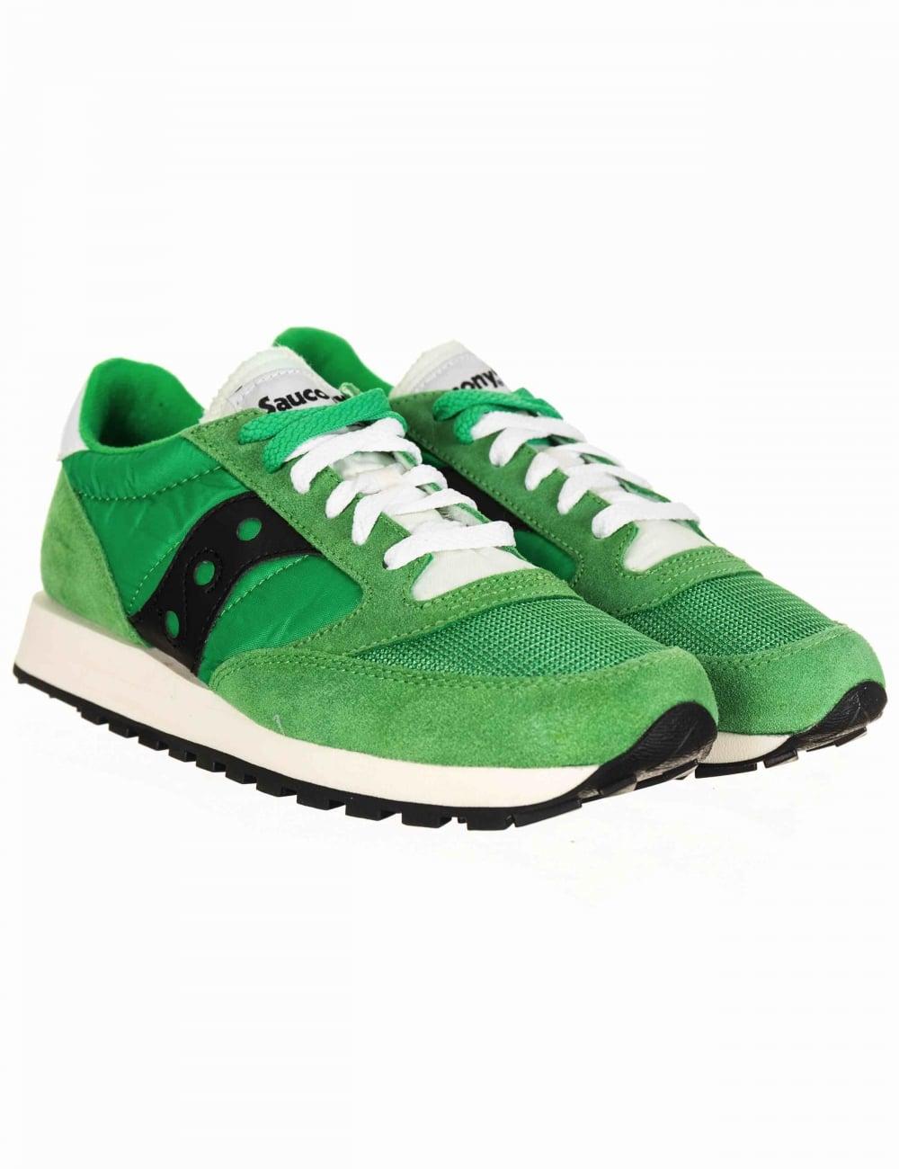 big sale 6efd1 d8985 Jazz Vintage OG Shoes - Green/White