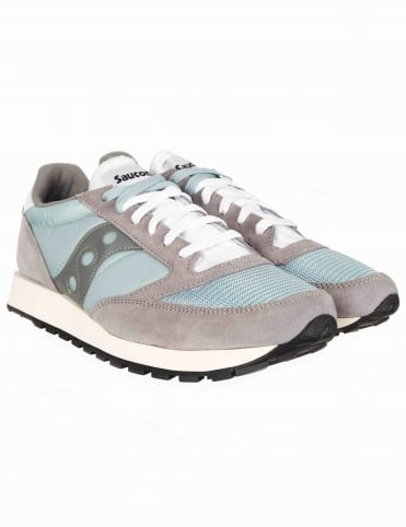 Jazz Vintage OG Shoes - Grey/White