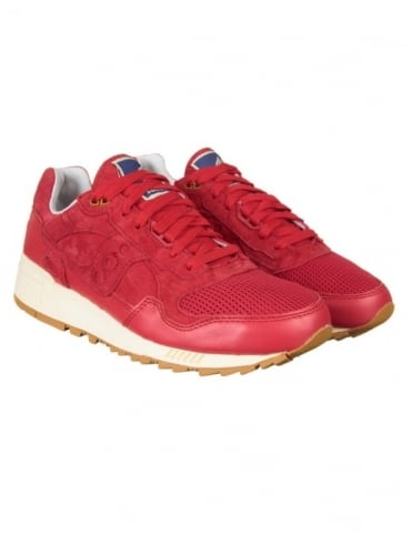 Shadow 5000 Shoes - Red (Bodega Elite Pack)