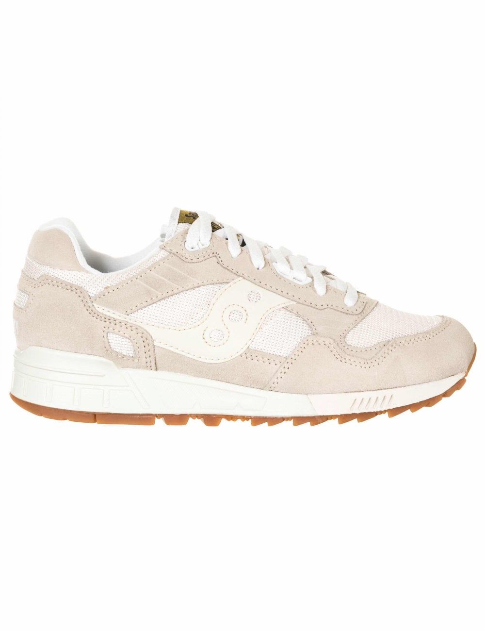 the best attitude f2d3b f1d11 Shadow 5000 Vintage Trainers - Tan/White