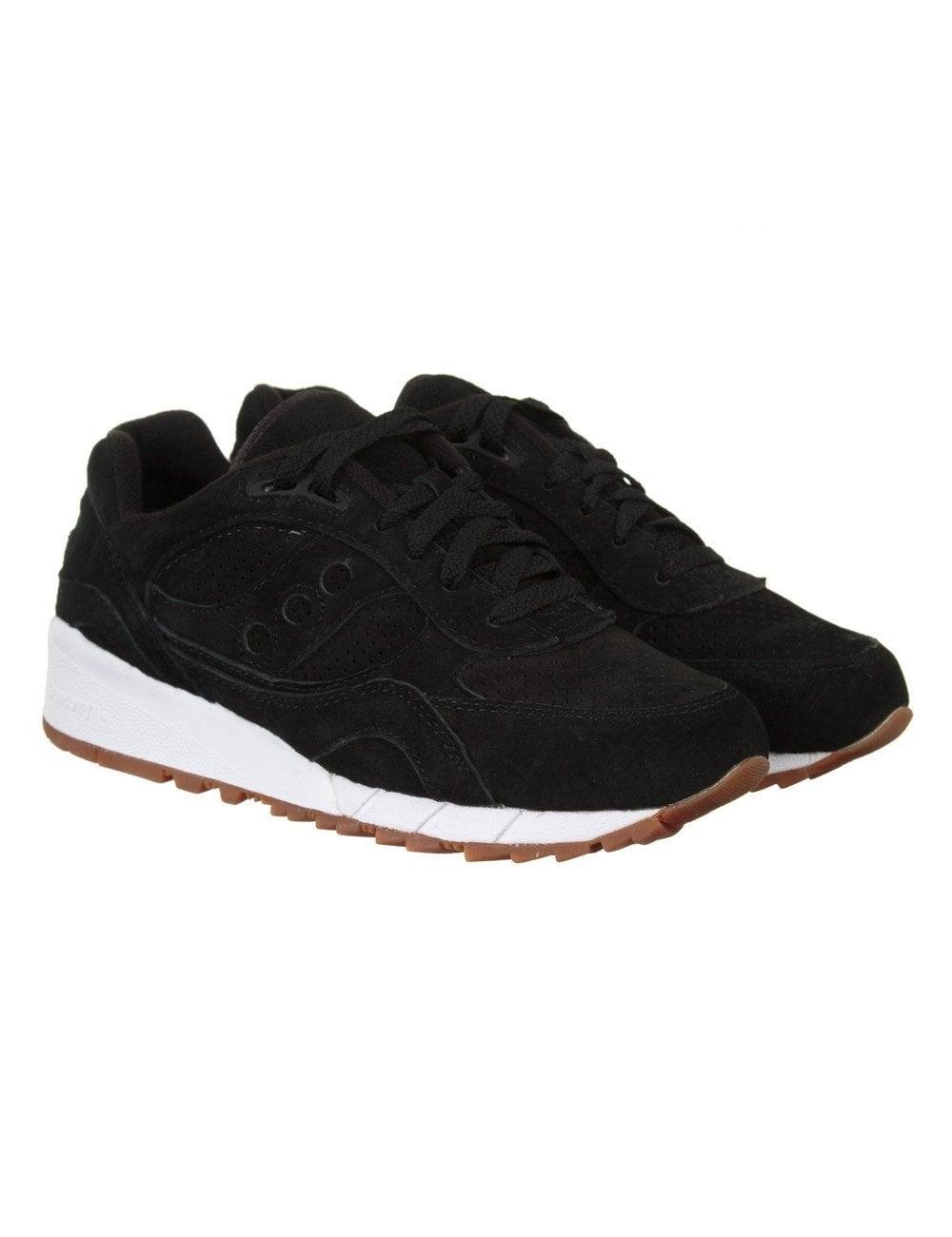 f0178635f956 Saucony Shadow 6000 Shoes - Black Coffee (Irish Coffee Pack ...
