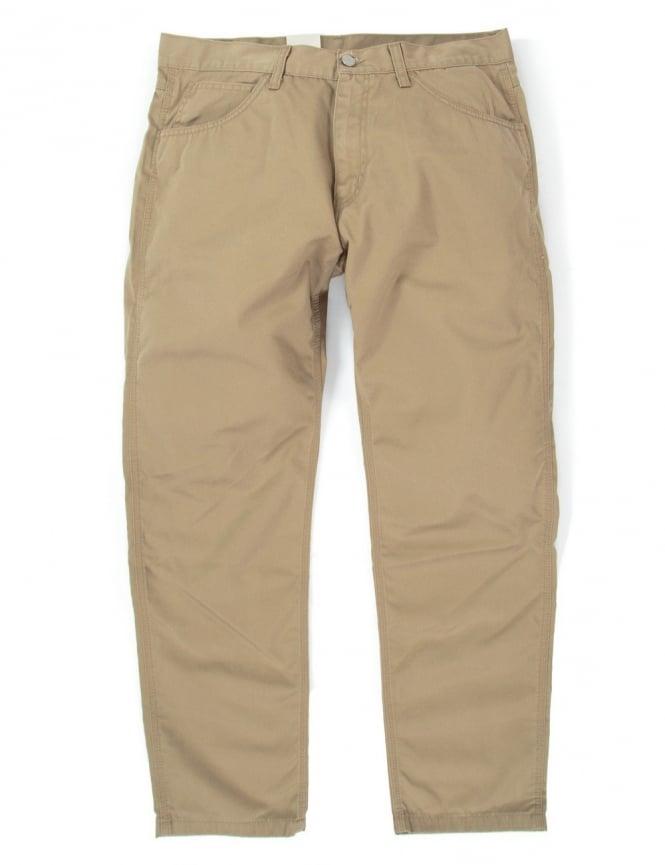 Carhartt Skill Pant - Leather
