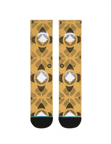 Cancun Socks - Gold