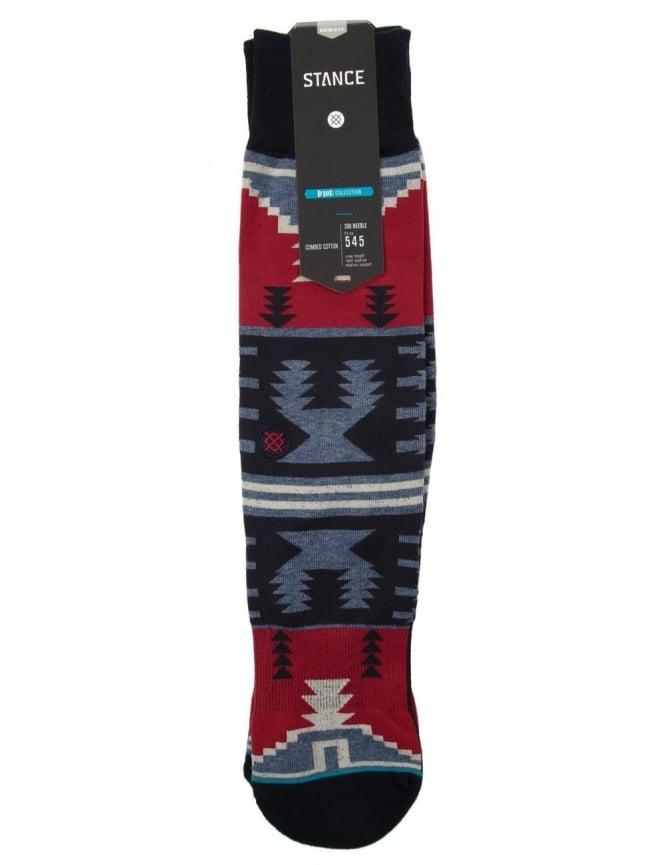 Stance Socks Cippling Socks - Blue