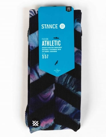 Stance Socks El Modena Socks - Black