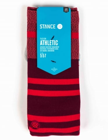 Stance Socks Meara Socks - Red