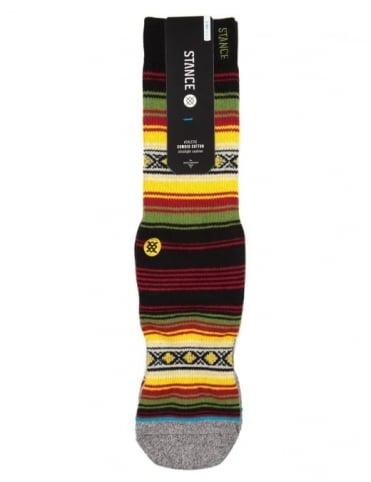 Stance Socks Montego Socks - Rasta