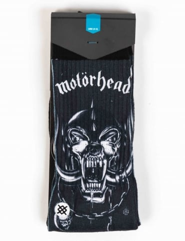Motorhead Socks - Black