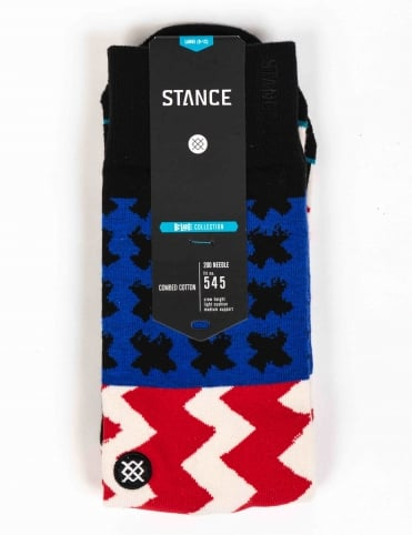 Stance Socks Stereo Socks - Off White
