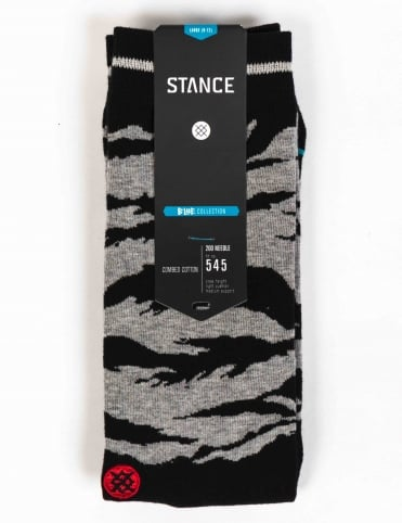 Stance Socks Warhawk Socks - Black