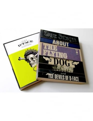 Taschen D*FACE - True Stories About The Flying Dog