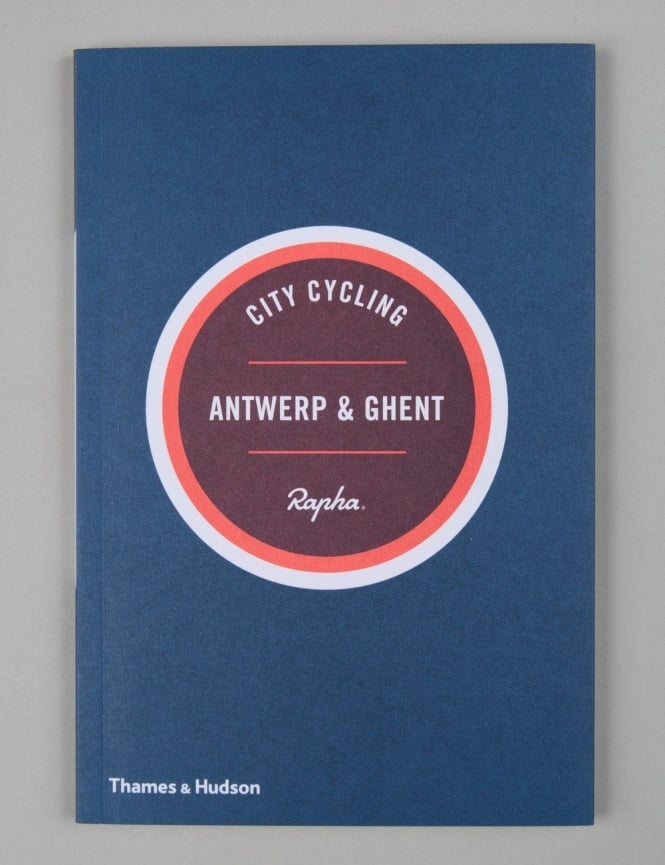 Thames and Hudson City Cycling - Antwerp/Ghent (Rapha)