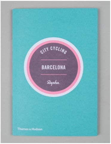 Thames and Hudson City Cycling - Barcelona (Rapha)