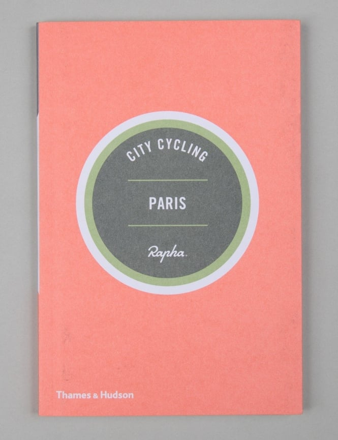 Thames and Hudson City Cycling - Paris (Rapha)